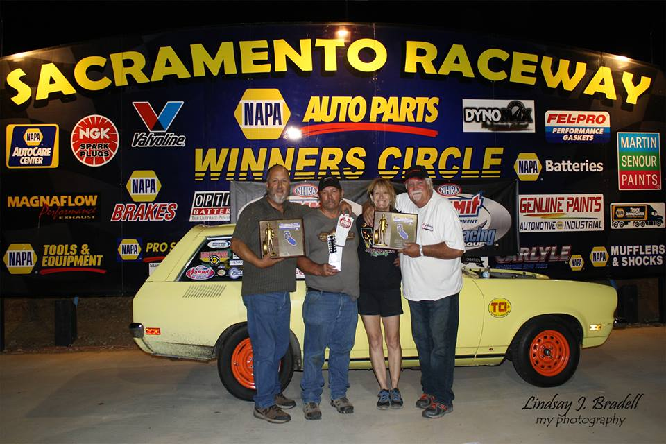 2015 NHRA California State Drag Racing Champions