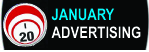 January Bingo Advertising